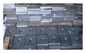 Анкерная плита М36 ГОСТ 24379.1-80