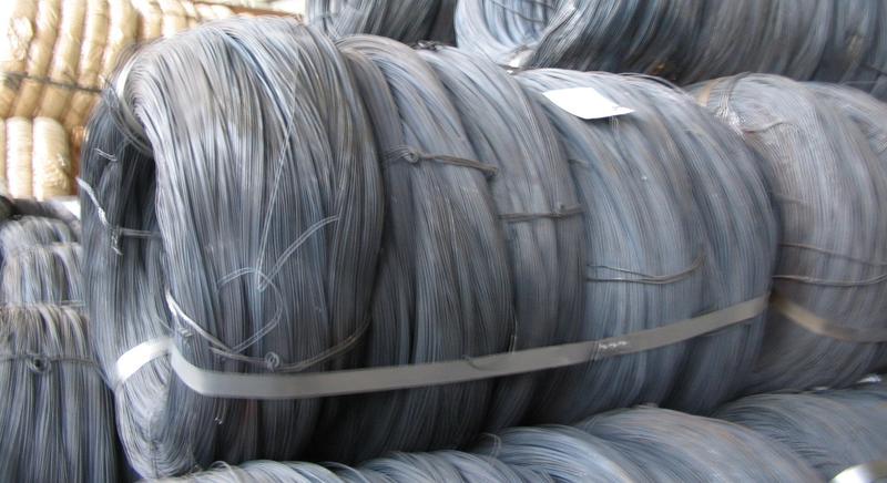 Проволока вязальная 2,5 ГОСТ 3282-74 термообработанная черная (ТОЧ)