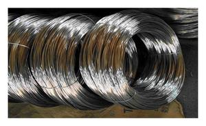 Проволока вязальная 1,4 сталь 12Х18Н10Т ГОСТ 18143-72 нержавеющая